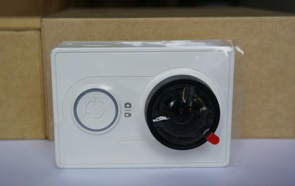 Tampak Depan Kamera Xiaomi