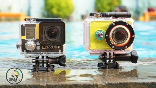 Yi camera & Hero 3+