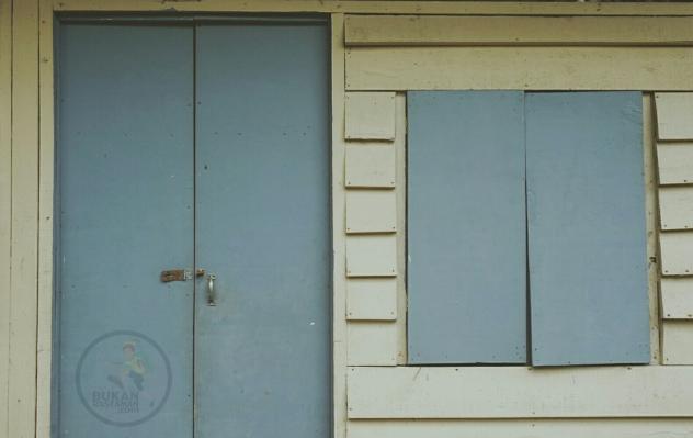 Pintu Kampong Buangkok