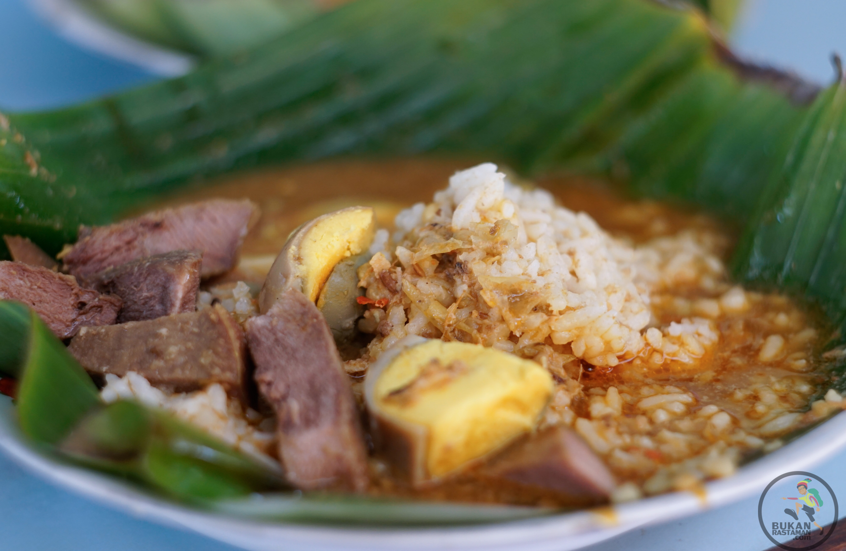 Nikmatnya Nasi Gandul Khas Pati Jawa Tengah Bukanrastaman