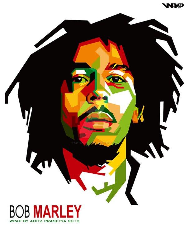 bob_marley_in_wpap_by_aditzprasetya-d745t63