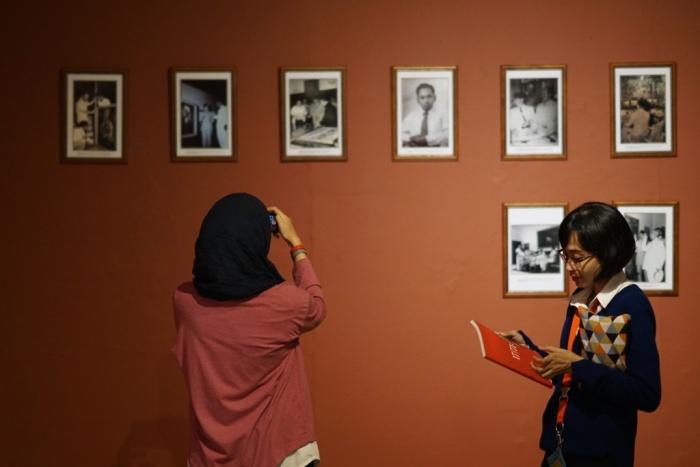 galeri nasional pameran lukisan