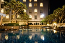 Hotel santika dyandra medan